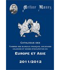 Maury Europe et Asie